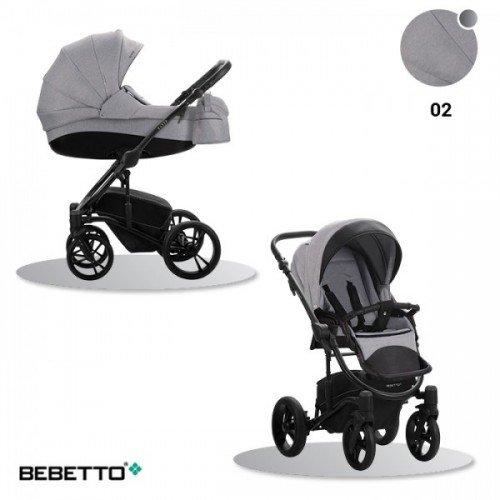 Bebetto Tito 2 в 1 (Детская коляска) 02