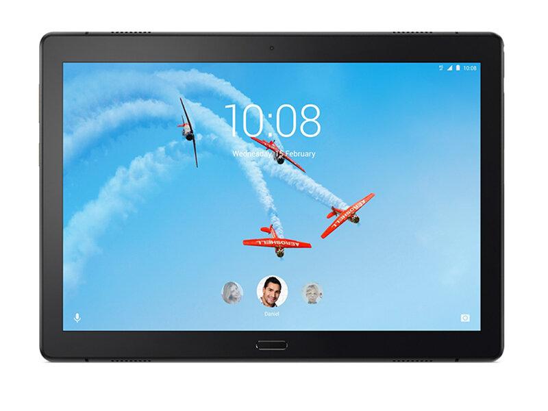 Планшет Lenovo Tab P10 TB-X705L ZA450030RU (Qualcomm Snapdragon 450 1.8 GHz/3072Mb/32Gb/GPS/LTE/3G/Wi-Fi/Bluetooth/Cam/10.1/1920x1200/Android)
