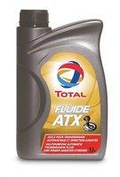Масло трансмиссионное atf total 1л fluide atx Total арт. 166220
