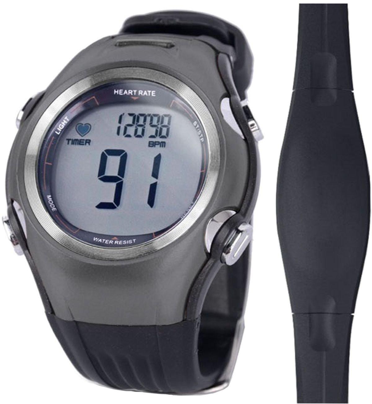 Спортивные часы iSport w117 (серый)