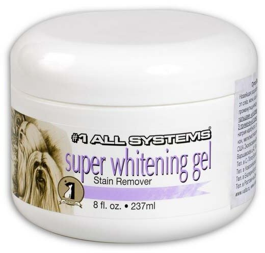 Гель отбеливающий 1 ALL SYSTEMS Super Whitening gel 237 мл