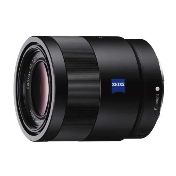 Объективы для фотокамер Sony Carl Zeiss Sonnar T* 55mm f/1.8 ZA (SEL-55F18Z)