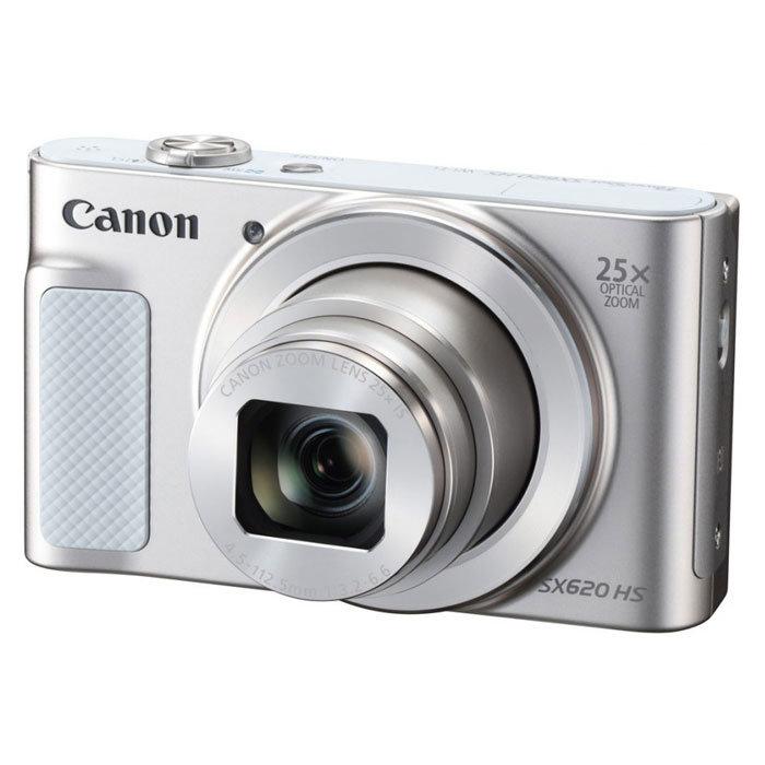 Компактная фотокамера Canon PowerShot SX620 HS White