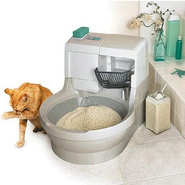 CatGenie 120 Автоматический туалет для кошек
