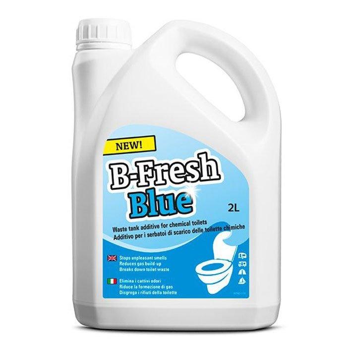 Жидкость для биотуалета THETFORD B-Fresh Blue, нижний бак, 2 л