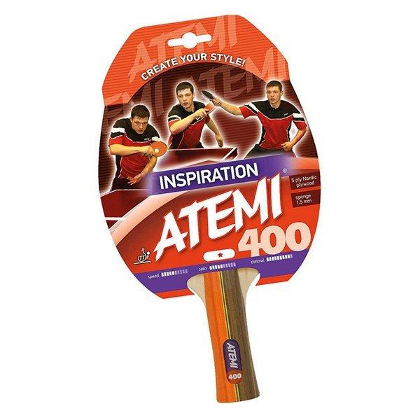 Ракетка для настольного тенниса Atemi Training 400 *