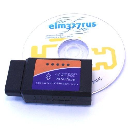 ELM327 Bluetooth 1.5