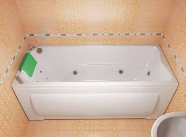 Ванна акриловая тритон екатеринбург