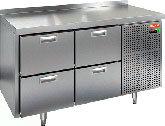 Холодильный стол Hicold SN 22/TN