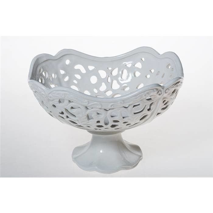 LEFARD Посуда сервировочная 64-450 конфетница 19*15*12 см.(кор=12шт.) керамика