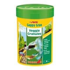 Корм для рыб Sera Guppy gran 100 мл