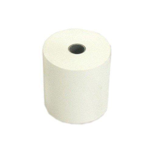 Чековая лента из термобумаги, 80x80 мм (диаметр втулки 18 мм, 6 штук в упаковке)