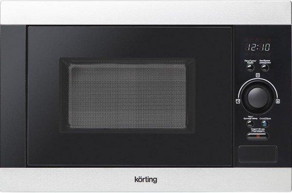 Встраиваемая микроволновая печь Korting KMI825XN