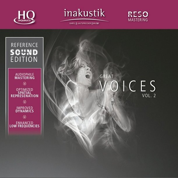 Компакт диск Inakustik Great Voices Vol. II