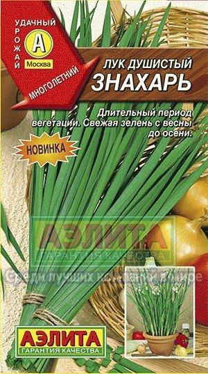 """Семена. Лук душистый """"Знахарь"""", многолетний (вес: 0,5 г)"""