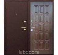 Стальная входная дверь Аргус Тепло 4 с терморазрывом