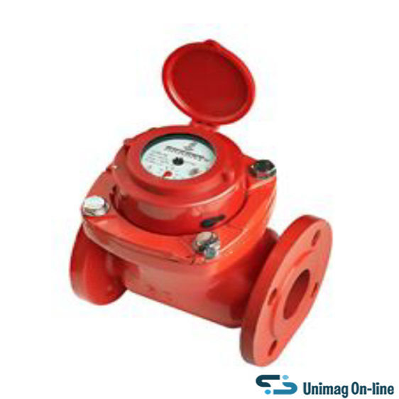 Счетчик воды Норма СТВ-50Г антимагнитный,турбинный,фланцевый