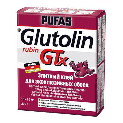 PUFAS Обойный клей Glutolin GTx rubin Элитный для эксклюзивных обоев