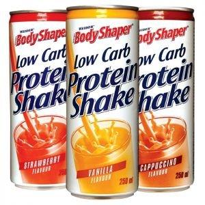 Low Carb Protein Shake (250 мл), Weider, Капучино
