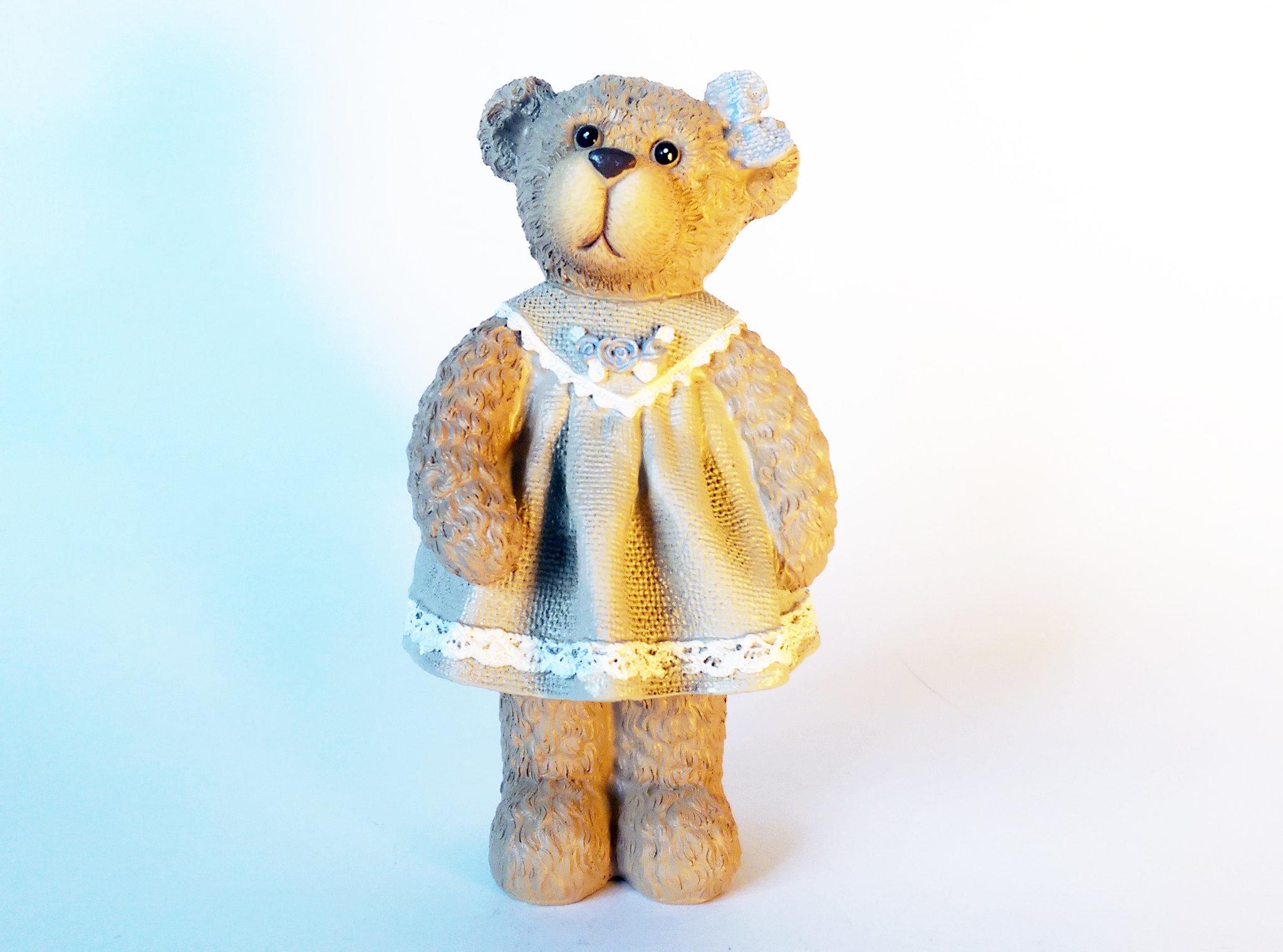 Фигурка «Медведица в сарафане»