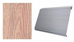Сайдинг наружный металлический Grand Line Вертикаль gofr White Dub 4м