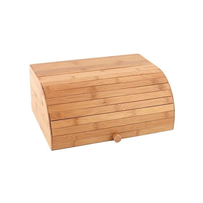 Хлебница Agness 897-023 хлебница 40*28*17 см, бамбук (кор=2шт.) бамбук