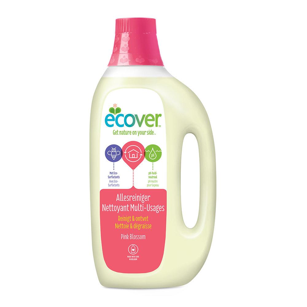 Универсальное моющее средство Аромат цветов, 1500 мл - Ecover