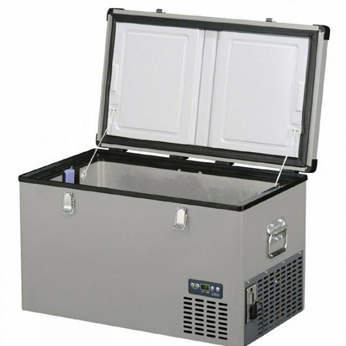 Автомобильный холодильник большого объема Indel B TB74 экономичный