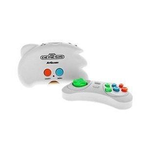 Игровая приставка SEGA Genesis Nano Trainer white