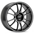 "Диски OZ Racing Ultraleggera Matt Dark Graphite 17""/7"", PCD 4x108, ET 16, DIA 75 - фото 1"