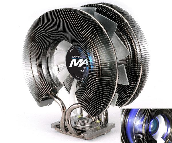 Кулер Zalman CNPS9900 MAX Blue