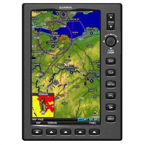 Авиационный GPS навигатор Garmin GPSMAP 695 (Гармин)