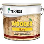 Грунтовочный антисептик для дерева Teknos Woodex Base 0,9 Л