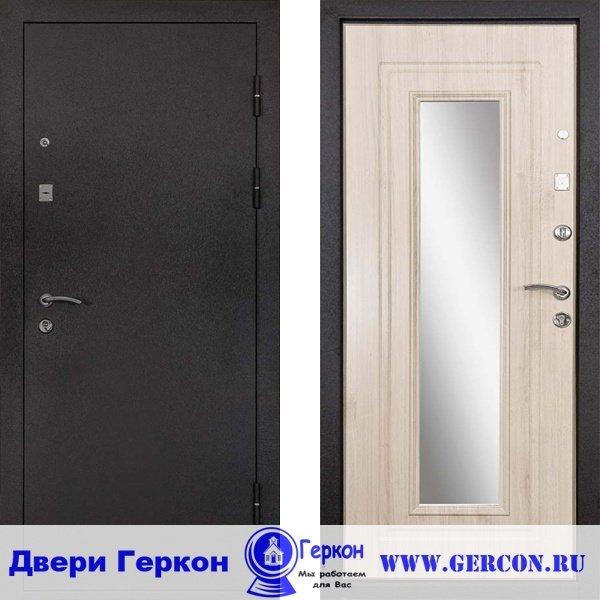 лучшая входная дверь с зеркалом