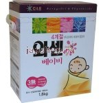 Washen сильноконцентрированный синтетический стиральный порошок, для детского белья, 1,8 кг