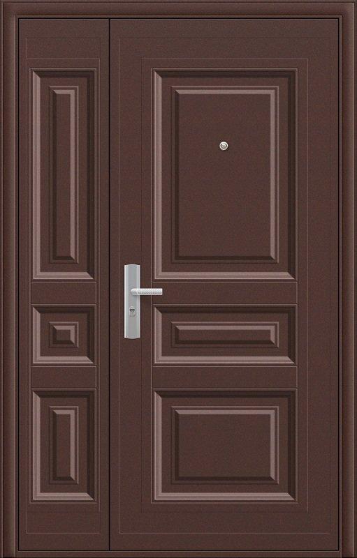 Входная тамбурная дверь К700-1-66