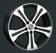 Диски Replay Replica Toyota TY71 7x18 5x114,3 ET42 ЦО60.1 цвет MBF - фото 1