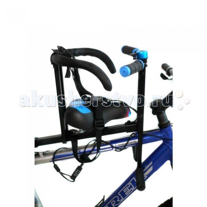 Velogruz Велокресло (Велосиденье) Синий