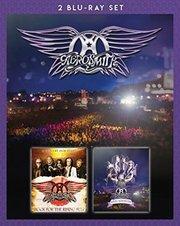Aerosmith Rock For The Rising Sun + Rocks Donington