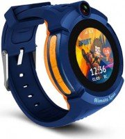 Смарт-часы Кнопка жизни Aimoto Sport (синий)