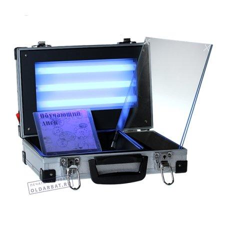 Оборудование для изготовления печатей - Экспокамеры. Экспонирующая камера Soligor E-45 super. (засветочная камера) НОВИНКА!!!