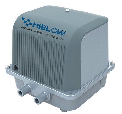 HIBLOW HP-60 DUO - мощный компрессор, воздушный насос