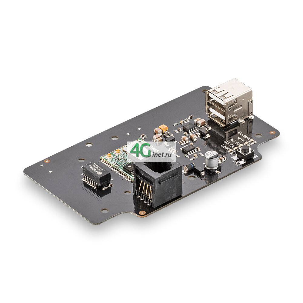 Роутер Kroks AP-P311WP-U для установки в антенны с гермобоксом
