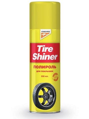 Очиститель покрышек KANGAROO Tire Shiner, 550 мл