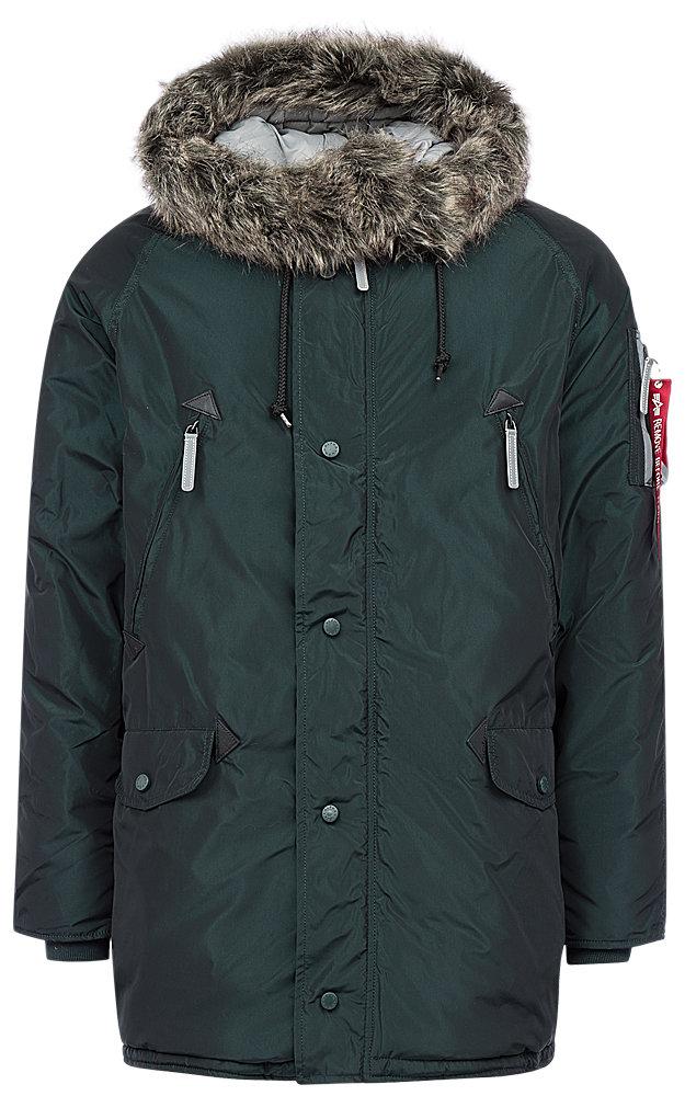 Текстильная куртка на синтепоне