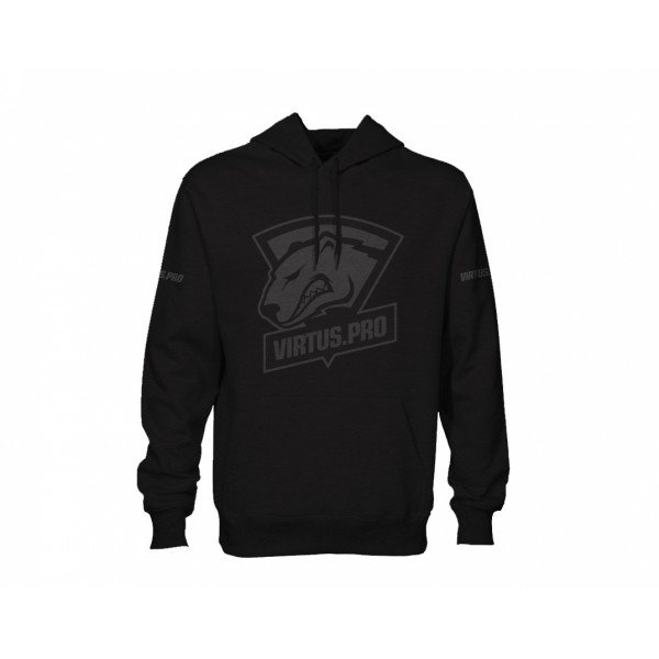 Толстовка Virtus Pro Hoodie Серый Логотип