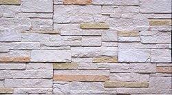 Декоративный искусственный камень РокСтоун Аланит гипсовый 3301гп, Светло-бежевый