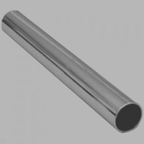 Труба хромированная 4001Р1 Толщина стенки 1мм длина 3 м