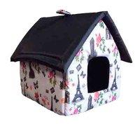 Dogman будка для кошек и собак, микс (малая)