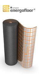 Теплоизоляция для теплого пола Энергофлекс Energofloor Compact ТП-5 - 1,0 х 30м